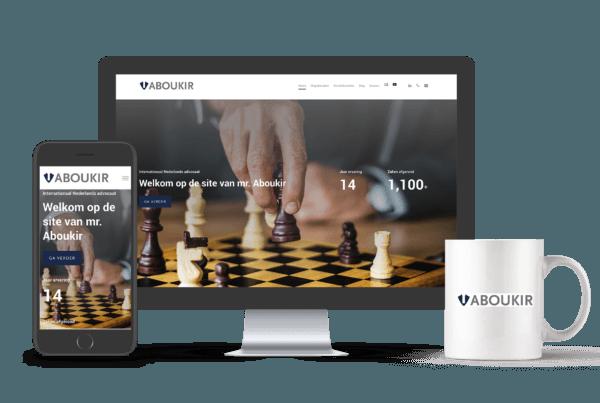 Webdesigner Tilburg | Website laten maken? | portfolio | Aboukir
