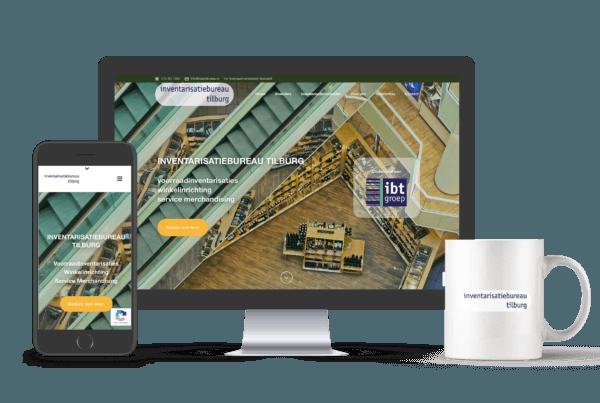 Website laten maken Den Bosch? | portfolio | Inventarisatiebureau Tilburg