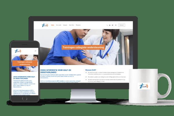 Website portfolio CIvH