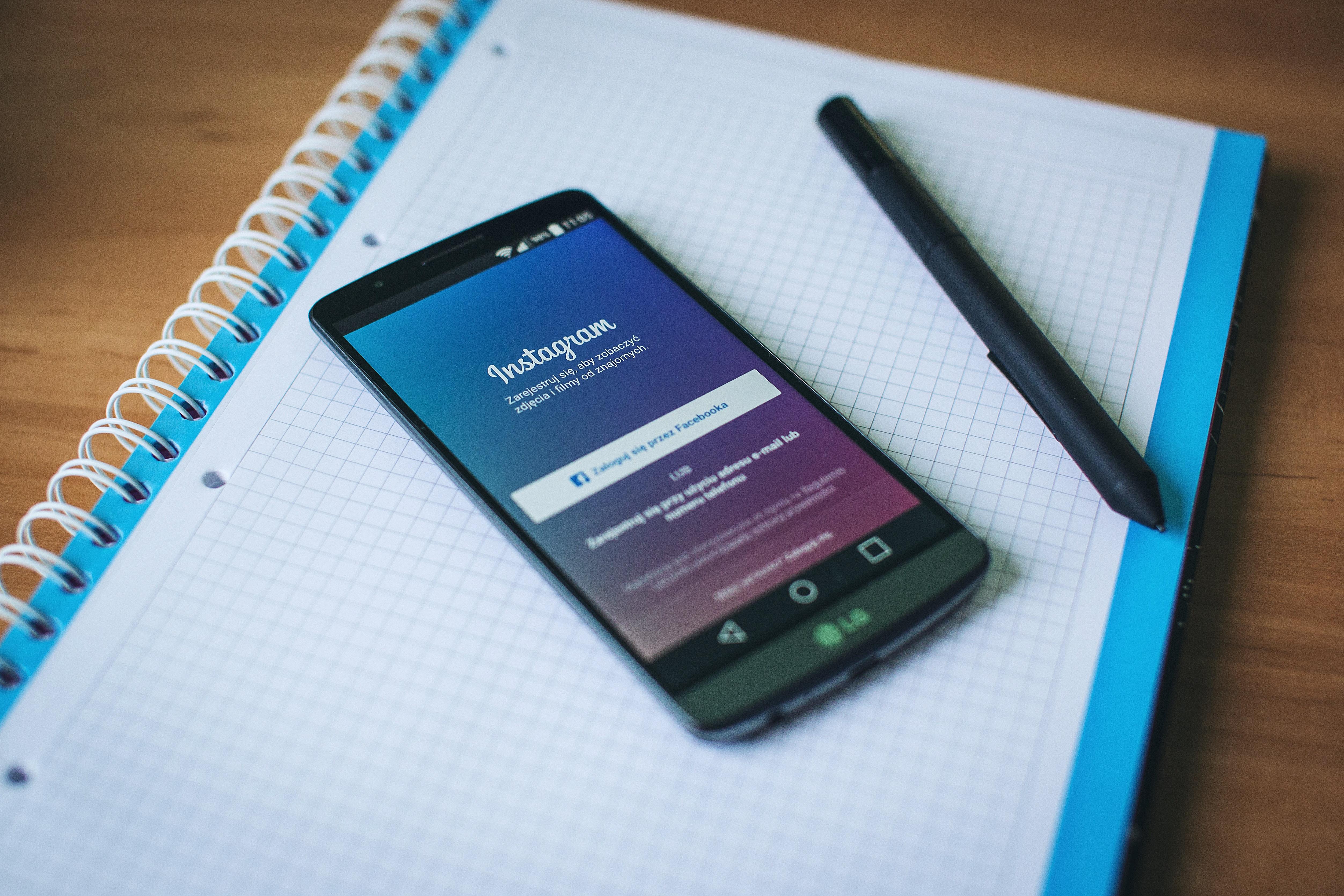 Social Media Marketing – Instagram