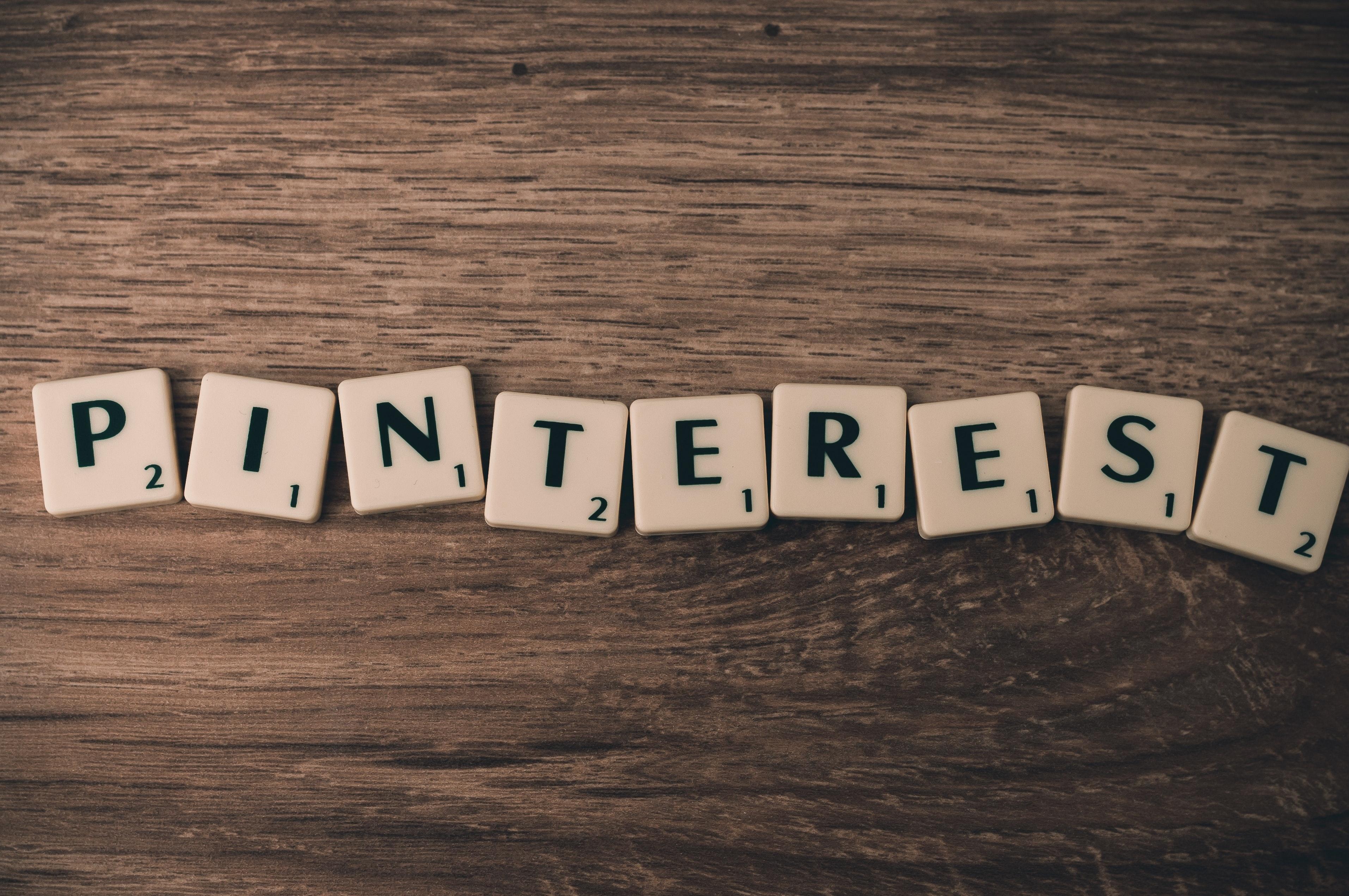 Social Media Marketing – Pinterest