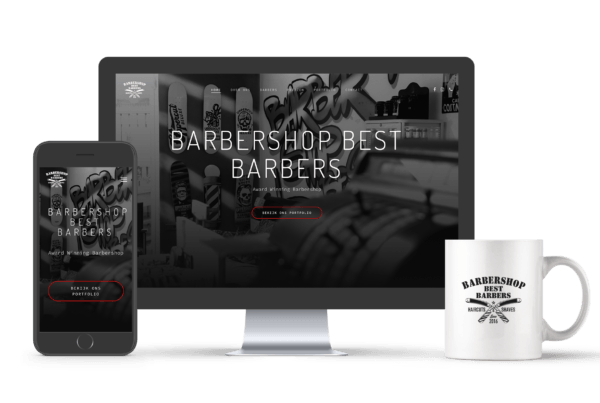 Barbershop Best Barbers Portfolio