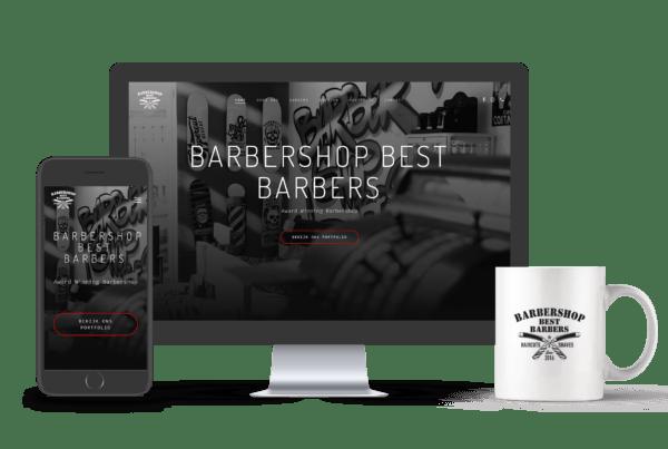 Webdesign Eindhoven | Website laten maken | Barbershop Best Barbers