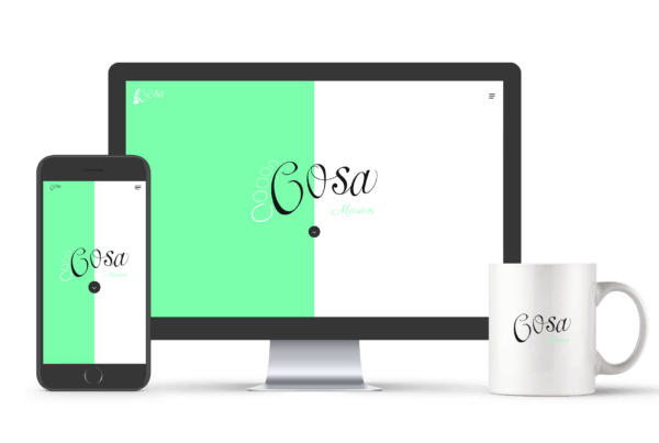 Webdesign EIndhoven | Cosa Marion Portfolio
