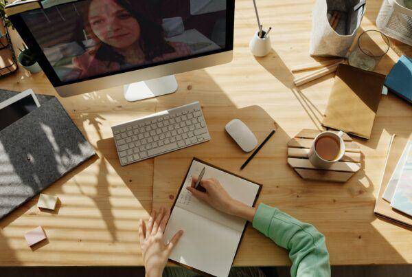 online communicatie