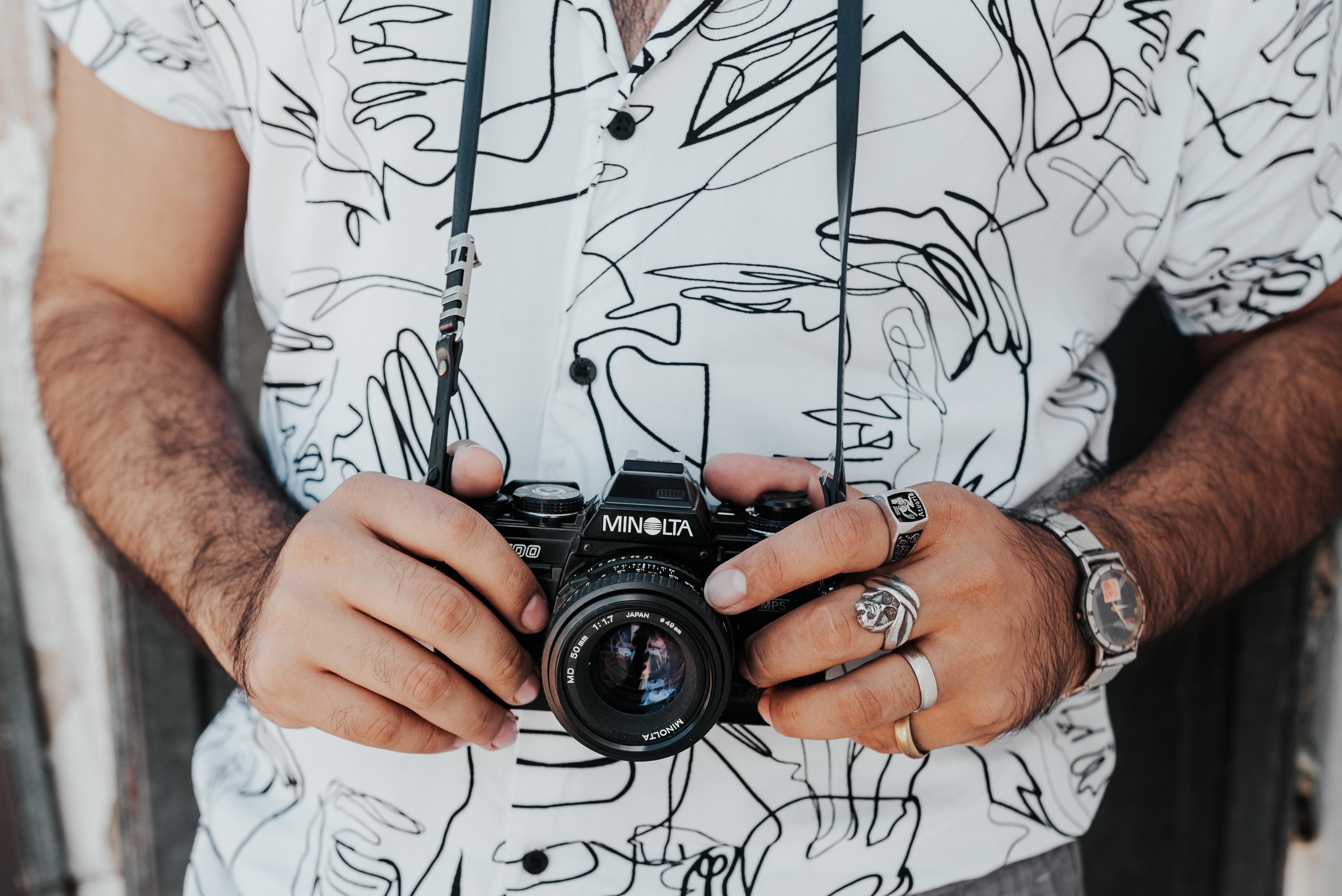 5 tips voor een goede fotografie website
